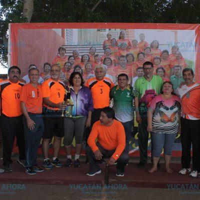 Yucatán se corona en cachibol nacional