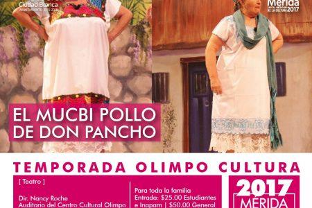 Agenda cultural del fin de semana en Mérida