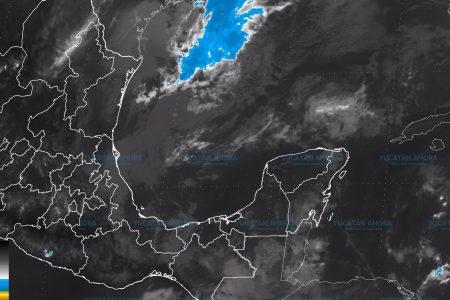 A media semana llega un norte a Yucatán: frío y lluvias