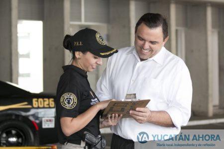 Abatir la 'cifra negra' de delitos no denunciados, objetivo de Escudo Yucatán