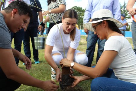 Activan a familias meridanas a favor de la salud y la naturaleza