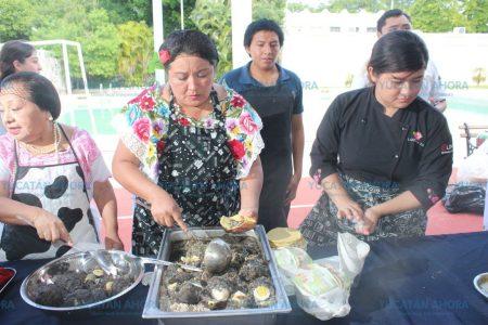 Sabían de ciencia, ahora también aprendieron a cocinar comida yucateca