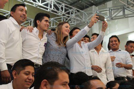 Sociedad y ex alcaldes de Mérida respaldan proyecto de Cecilia Patrón al 2018