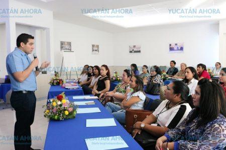 Invitan a transformar la realidad de las mujeres en Mérida
