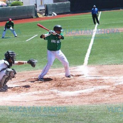 Realiza Antorcha 1er Torneo Nacional de Béisbol  en Sinaloa