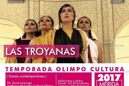 Cartelera cultural de Mérida del 17 al 19 de noviembre de 2017
