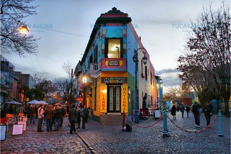 Viva la heladez de Yucatán, me quedo aquí