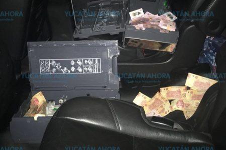 Pese a su 'staff' de abogados, dejan en prisión a ladrones de cajeros automáticos