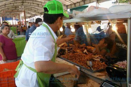 Sabor y variedad en el Segundo Festival de la Chicharra de Xcalachén