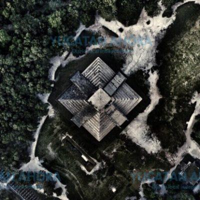 INAH impondrá sanciones por foto tomada con dron en Chichén Itzá