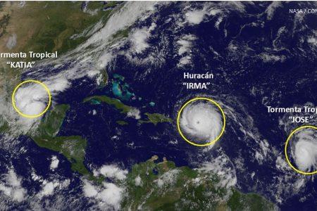 Concluye catastrófica temporada ciclónica: Yucatán se salva varias veces