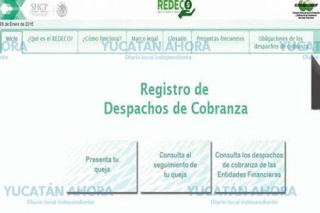 Nuevo, indigno método de los despachos de cobranza en Mérida