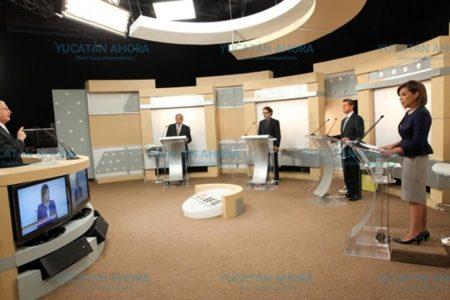 Realizarán en Mérida uno de los tres debates presidenciales