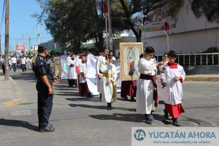 Activan operativo de vialidad por peregrinaciones guadalupanas