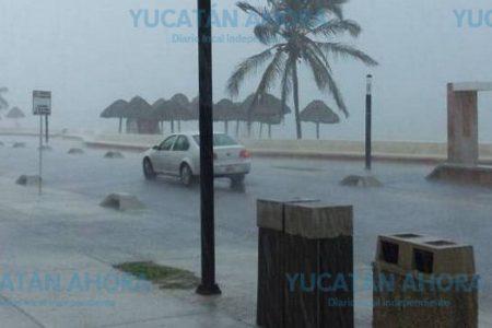 Demos la bienvenida en Yucatán al frente frío número 11