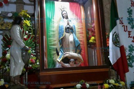 Antorchistas, con la fe intacta en la Virgen de Guadalupe