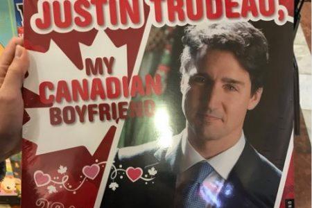 Sacan calendario de Justin Trudeau, primer ministro de Canadá