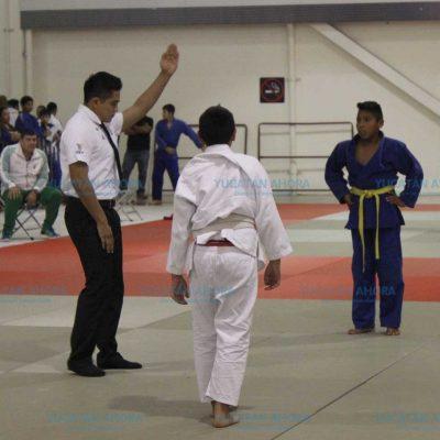 Complejo deportivo Kukulcán, sede de la fase estatal de judo