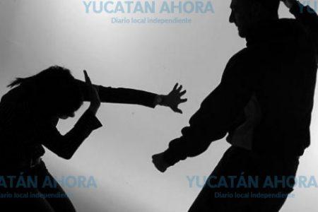 Sufren maltrato el 90% de las mujeres con pareja en Yucatán