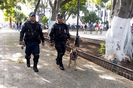 Policía Municipal de Mérida se suma a El Buen Fin