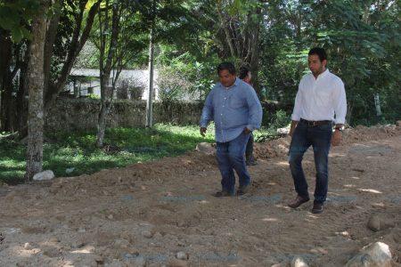 Pronto contarán con calles de calidad en poblado yucateco