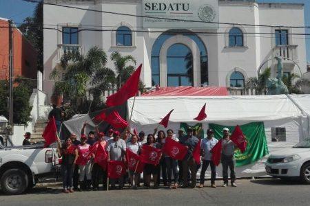 Frente Auténtico del Campo levanta toma de la Sedatu