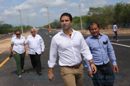 Nuevas carreteras detonan la vocación turística del poniente de Yucatán