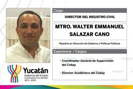 Funcionario de Rolando Zapata amenaza para cubrir sus malas mañas