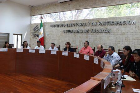 Aprueban reglas para el debate entre candidatos a la gubernatura