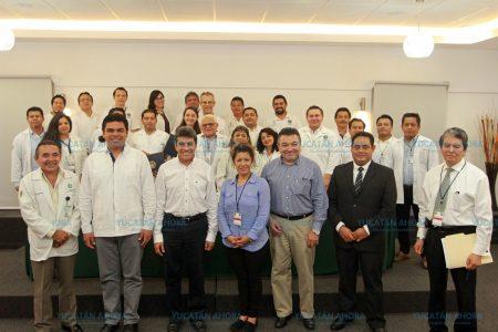 Forenses yucatecos, 'con excelencia internacional y precisión científica'