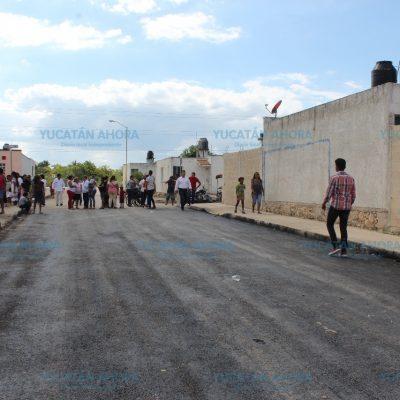 No cesa el combate a las calles malas en Kanasín
