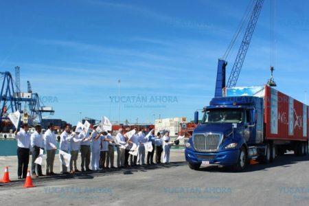 Envían a Inglaterra cargamento de cerveza hecha en Yucatán