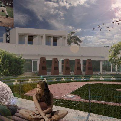 Anuncian construcción de parque en reconocimiento al Rey de los deportes, el béisbol