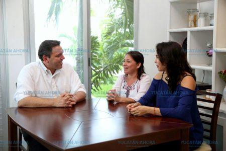 Las mejores cosas para Yucatán están por venir, asegura Rodríguez Asaf