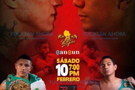 'Alacrán' Berchelt expondrá su campeonato ante Cristian Mijares en Cancún
