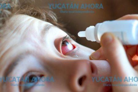 Como si no fuera suficiente la influenza, la conjuntivitis hemorrágica va en aumento
