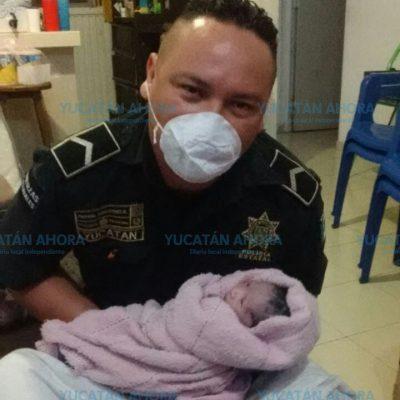 Bebé nace en vivienda de Ciudad Caucel con ayuda de paramédicos