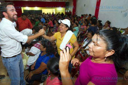 Pablo Gamboa ha conseguido más de $200 millones para beneficio de los yucatecos