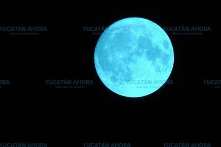 Este martes 19 de febrero, la primera superluna en Yucatán