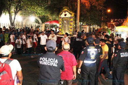 SSP y Policía de Mérida desplegarán operativo por festividades a la Virgen de Guadalupe
