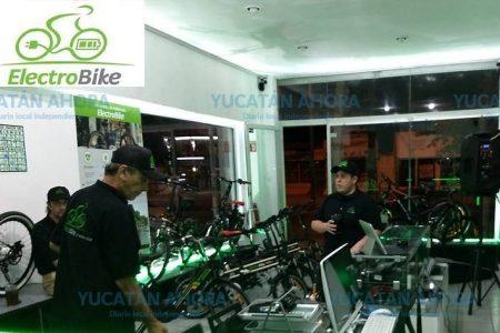 Innovan el mercado yucateco con llegada de la bicicleta eléctrica