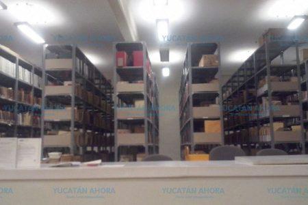 En grave riesgo documentos del siglo XVII por cancelación de custodia en bibliotecas