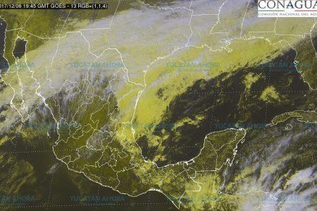 El frente frio 14 dejará lluvias jueves, viernes y sábado