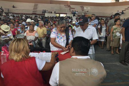 Abren inscripciones al Programa de Pensión para Adultos Mayores