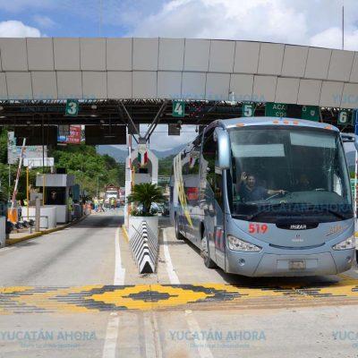 Transportistas esperan orden para manifestarse en carretera contra los gasolinazos