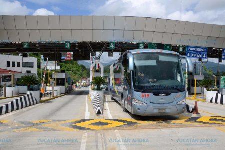 Transportistas foráneos regresan a las  calles inconformes con alza de precios