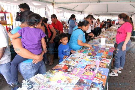 Entérate de las actividades que realizará la Feria Municipal del Libro
