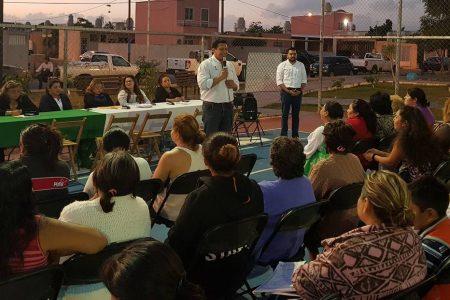 Unas 120 familias de Álamos del Sur se inscriben al programa de leche Liconsa