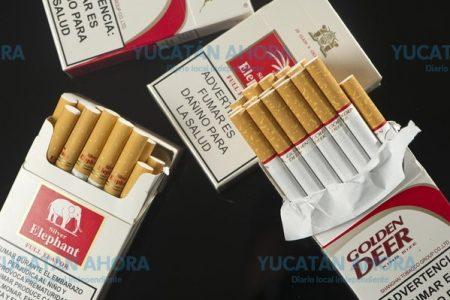 Sentencian a un año de cárcel a contrabandista de cigarros chinos