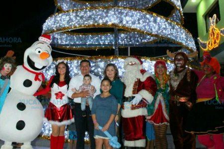 Por la temporada navideña, piden que haya paz en Kanasín